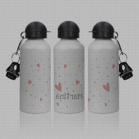 Review de botellas botellas blandas aluminio