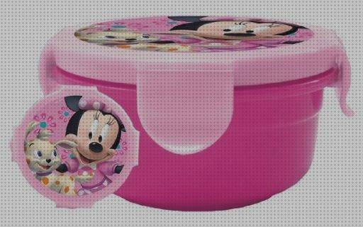 Review de fiambrera minnie
