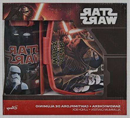 Review de wars cantimploras online set star wars cantimplora fiambrera